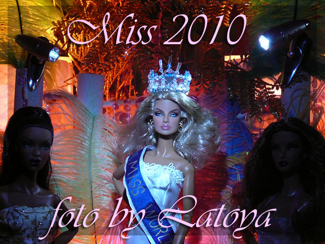 Eugenia jako MISS World